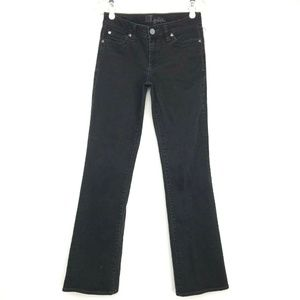 Kut From The Kloth Bootcut Stretch Black Jeans 2